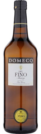 Domecq sherry Fino Dry 15° 1L