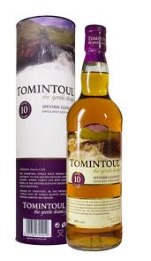 Tomintoul whisky 10 years 40° 70cl