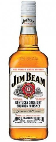Jim Beam whisky 40° 1L