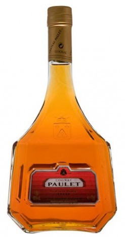 Paulet cognac Ecusson rouge 40° 70cl