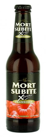 Mort S. Xtreme framboise 24x25cl