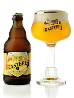Kasteelbier Blond 24x33cl