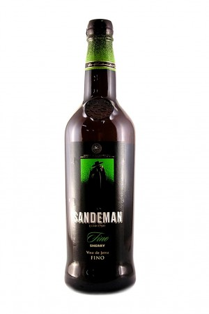 Sandeman Sherry seco 15° 75cl