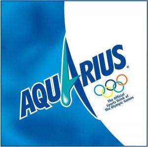 Aquarius Green Splash 24x33cl blik
