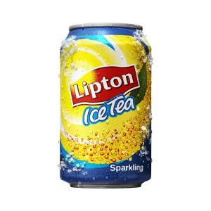 Lipton Ice Tea blik 24x33cl