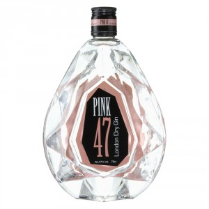 Pink 47 London Dry Gin 47° 70cl