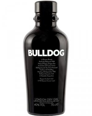Bulldog Gin 40° 70cl