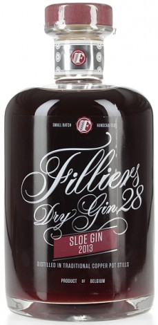 Filliers Dry Sloe Gin 26° 50cl