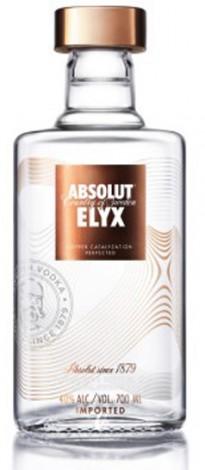 Absolut Elyx vodka 40° 70cl