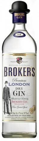 Broker's London Dry Gin 47° 70cl