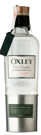 Oxley London dry gin 47° 1L