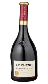 Chenet J.P.cabernet-syrah 13°75cl