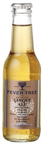 Fever Tree Ginger Ale 24x20cl