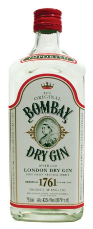 Bombay Dry Gin 40° 70cl
