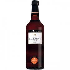 Domecq Sherry Medium Dry 15° 75cl