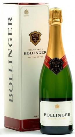 Bollinger champagne brut 75cl