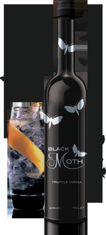 Black Moth Truffle Vodka 40° 70cl