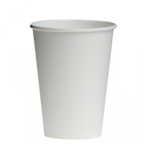 Drinkbekers karton beige 20cl 50 stuks