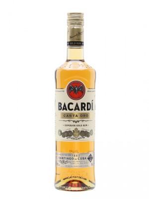 Bacardi Carta Oro 40° 70cl