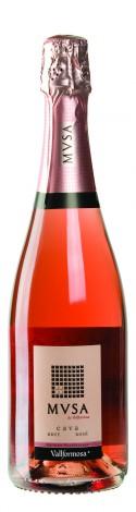 MVSA cava rosé 75cl