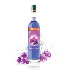 Violetjenever Peterman 20° 70cl