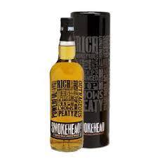 Smokehead Whisky 43° 70cl