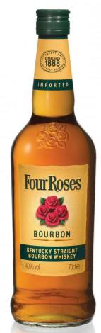 Four Roses Bourbon 40° 70cl