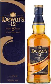 Dewar's 12 Years whisky 40° 70cl