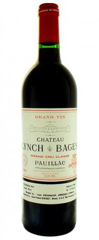 Chat Lynch Bages Gr Cru Classé '10 75cl