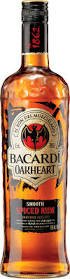 Bacardi Oakheart 35° 70cl