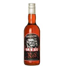 Tabu Absinth Red 55° 70cl