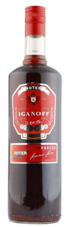 Iganoff Roter Vodka 21° 70cl