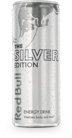 Red Bull Silver 12x25cl