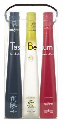 Taste Belgium Biercee 3x20cl