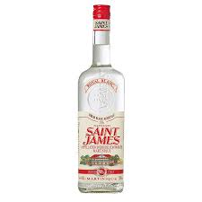 Saint James Rhum Blanc 40° 70cl