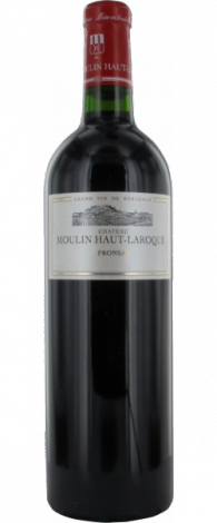 Chat Moulin Laroque Fronsac '09 75cl