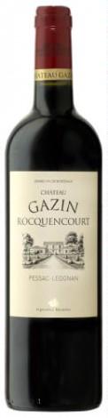 Chat Gazin Rocquencourt '09 75cl