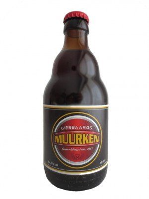 Muurken Blond 24x33cl