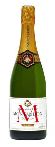 Montaudon Champagne Brut 37,5cl