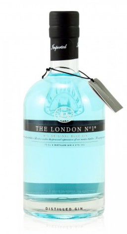 London No1 Original Blue Gin 47° 70cl