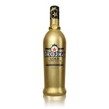 Trojka Gold vodka 22░ 70cl
