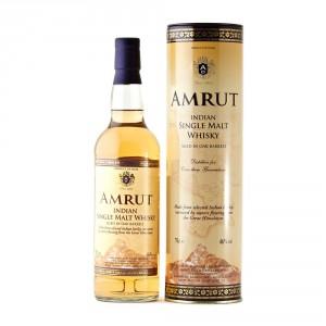 Amrut Single Malt whisky 46° 70cl