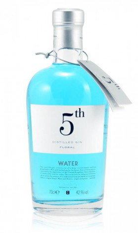 5 th Gin Water 42° 70cl