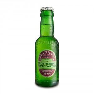 Fentimans Herbal tonic water 24x125ml