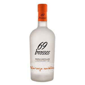 69 Brosses Naranja Navelina gin