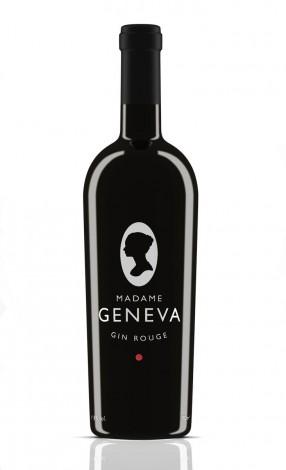 Madame Geneva Gin Rouge 41.9° 70cl