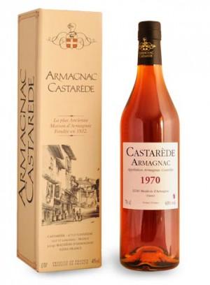 Armagnac Castarède 1970 40° 50cl