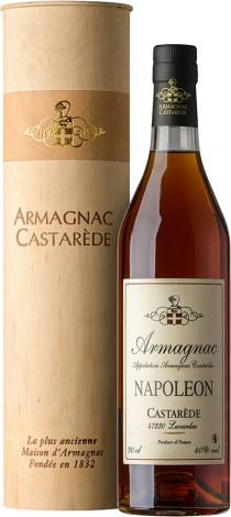 Armagnac Castarède Napoleon 40° 70cl
