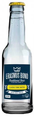 Erasmus Bond classic tonic water 24x20cl