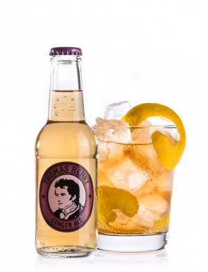 Thomas Henry Ginger Ale 24x20cl